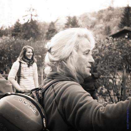 Gand merci à Nathalie et à Jacqueline, les guides de cette journée qui nous auront fait découvrir un parcouru inattendu et impressionnant.